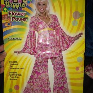 ‼️BOGO SPECIAL‼️Women's One Size Hippie Costume